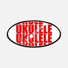 Red Ukulele Patch