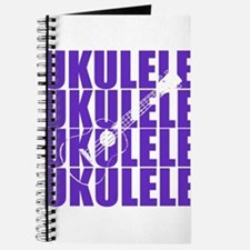 Purple Ukulele Journal