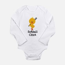 Funny School sport Long Sleeve Infant Bodysuit