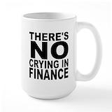 Finance Large Mugs (15 oz)