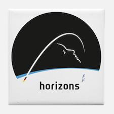 Proxima Mission Logo Tile Coaster