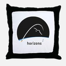 Proxima Mission Logo Throw Pillow