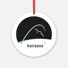 Proxima Mission Logo Round Ornament