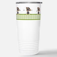 Cute Wirehair dachshund Travel Mug