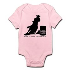 Ride it like you stole it! Infant Bodysuit