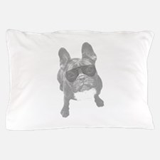 French bull dogs Pillow Case