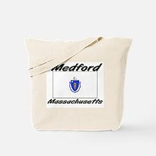 Medford Massachusetts Tote Bag