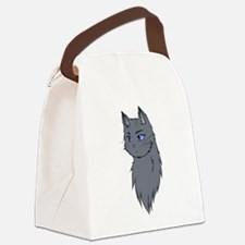Warriors: Bluestar Canvas Lunch Bag