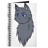 Warrior cat bluestar Journals & Spiral Notebooks