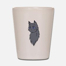 Warriors: Bluestar Shot Glass