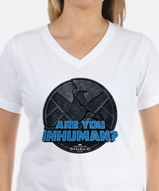 MAOS Are you Inhuman Shirt