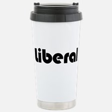 Unique Think free thinker Travel Mug
