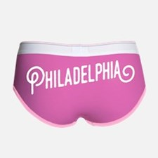 Philadelphia Pennsylvania Women's Boy Brief