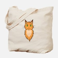 Warriors: Firestar Tote Bag