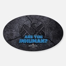 MAOS Are you Inhuman Decal