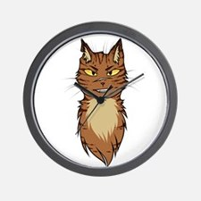 Warriors: Tigerstar Wall Clock