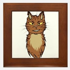 Warriors: Tigerstar Framed Tile