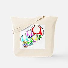 Funny Bowser Tote Bag