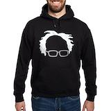 Bernie sanders Hoodie (dark)