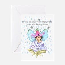 Under the Weather Greeting Card