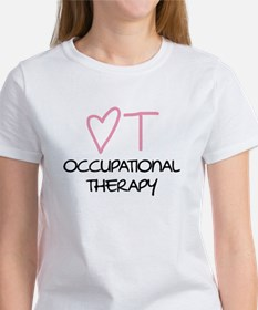 Cool Love a therapist Tee