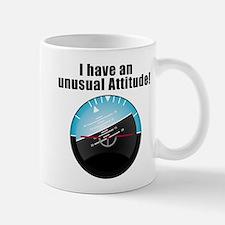 Unusual Attitude Small Small Mug