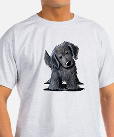 KiniArt Westie Rabbit T-Shirt