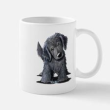 KiniArt Westie Rabbit Mug