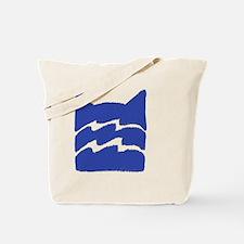 Riverclan BLUE Tote Bag