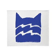 Riverclan BLUE Throw Blanket