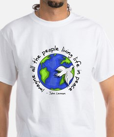 Cute World peace Shirt