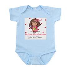 Funny Hairdresser Infant Bodysuit