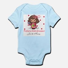 Funny Hairdresser Infant Bodysuit