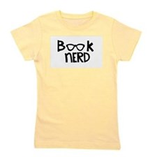 Cool Book Girl's Tee