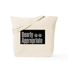 Unique Bear pride Tote Bag