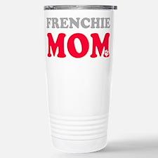 French bulldog mom Travel Mug