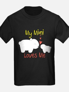 My Mimi Loves Me T
