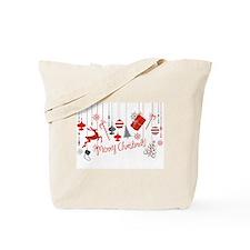 Cute Merry christmas Tote Bag