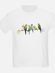 Funny Parakeet T-Shirt