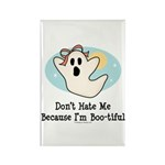 Halloween Bootiful Ghost Rectangle Magnet (100 pac
