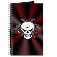 Skull Guitars Dragons Journal