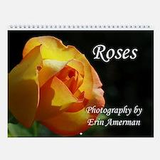 Roses 2 Wall Calendar