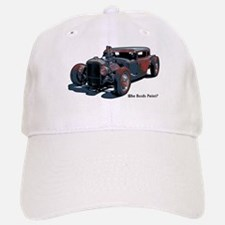Rat Rod1 Baseball Baseball Cap
