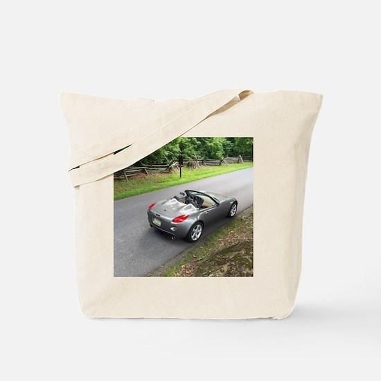 2006 Pontiac Solstice Tote Bag