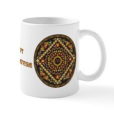 Thanksgiving Icons Mug