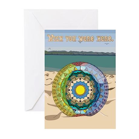 Summer Sunshine Greeting Cards (Pk of 10)