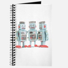 Vintage Robots Journal