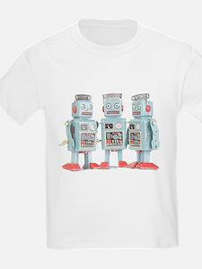 Vintage Robots T-Shirt