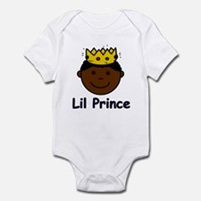Lil Prince Infant Creeper