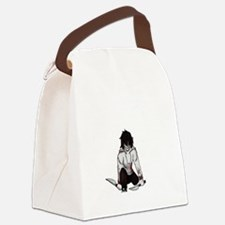Cute Creepy Canvas Lunch Bag
